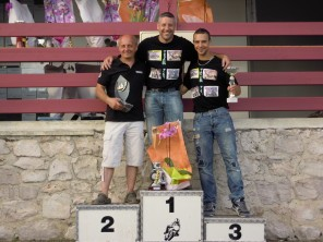 Cyril Combes est quadruple champion de France