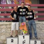 Cyril Combes est quadruple champion de France de quad