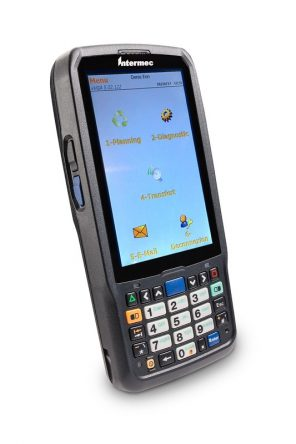 Le Honeywell CN51 fonctionne sous Windows Mobile et Android.