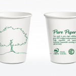 Pure Paper de Flo, l'alternative verte au gobelet carton