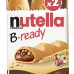 Avec Nutella B-Ready, Nutella® devient nomade